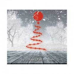 """Płyta świąteczna """"Christmas Songs By School Of Music Team..."""""""