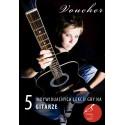 Voucher - 5 lekcji gry na gitarze klasycznej/akustycznej