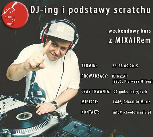 DJ Mixair kurs